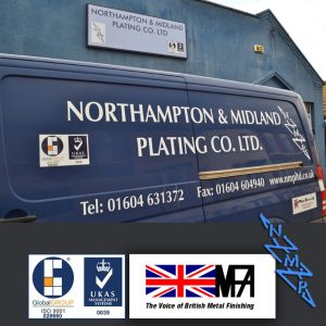 northampton midland plating co
